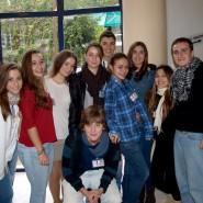 Φιλοξενία Ευρωπαίων καθηγητών και μαθητών του προγρ. Comenius