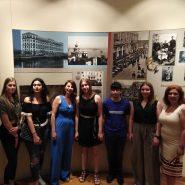 Βράβευση μαθητών του 3ου ΓΕ.Λ. Ευόσμου  στον 5ο Μαθητικό Διαγωνισμό του Ιδρύματος των Φίλων του  Μουσείου Μακεδονικού Αγώνα