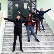 1ος Μαθητικός Διαγωνισμός Ελληνικής Γλώσσας