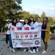 """3η Διακρατική επίσκεψη ERASMUS+ στην Τουρκία. """"ON THE MOVE FOR SOCIAL INCLUSION""""   Year 2"""