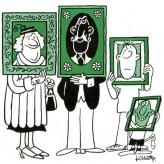 Θεατρική παράσταση<br/>«Η πινακοθήκη των ηλιθίων»